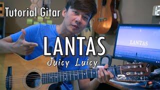 Lantas - Juicy Luicy | NY Tutorial Gitar