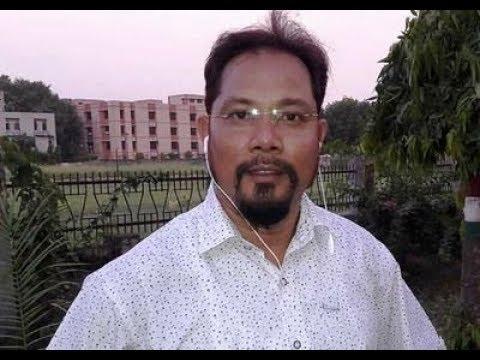 Nagarik Manch- Resham chaudhary with Rabindra Subedi (रेशम चौधरी)