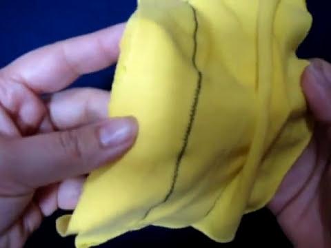 C003. Tela elastica y como coserla