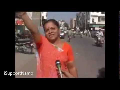 Narendra Modi is our Kohinoor Diamond : Kokilaben  ( People of Gujarat)