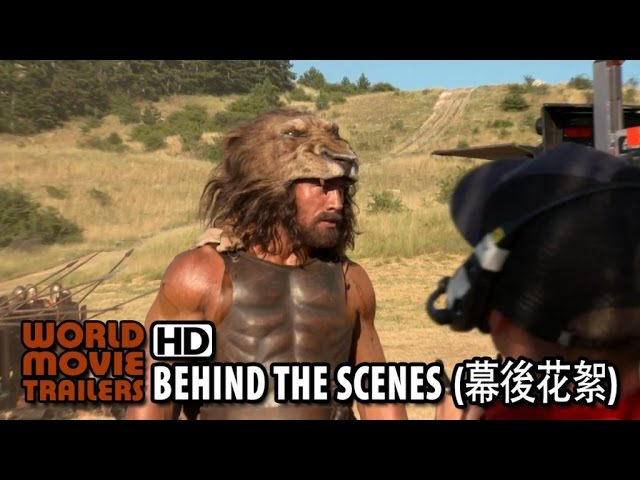 海克力士-精采花絮:戰鬥前的準備 - Hercules Official Behind The Scenes Dwayne Johnson Movie (2014)