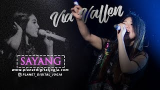SAYANG VIA VALLEN BEST PERFORM AT MANGUNAN