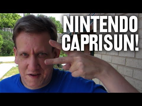 NintendoCapriSun (Day 953 - 7/4/12)