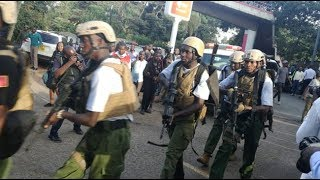 LATEST REPORT: Kenya's Elite Squad, RECCE squad go right after Riverside Attackers