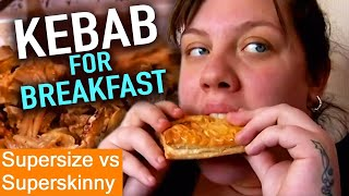 TAKEAWAY Breakfast | Supersize Vs Superskinny | S04E02 | How To Lose Weight | Full Episodes