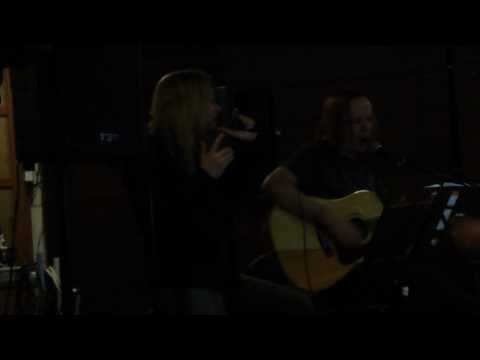 Timo Kotipelto&Jani Liimatainen - Winter Skies&Coming Home acoustic live 17.9.2010 [HQ]