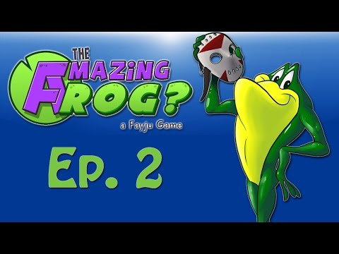 Amazing Frog? Ep. 2 (Fart Gym, Zombie Frogs, Pigs!)