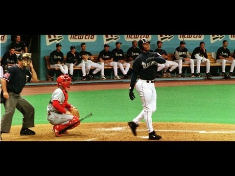 Ken Griffey, Jr. Ultimate Career Highlights