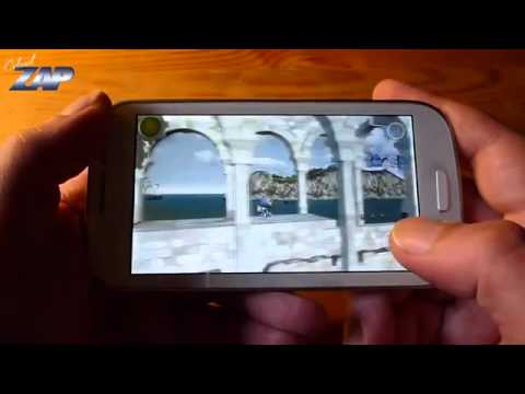HDC Galaxy S3 i9300 Android MT6577 Gaming Test - Samsung SIII Clone Fastcardtech - ColonelZap.mp4