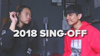SING-OFF 2018 (Meraih Bintang - Via Vallen) REZA vs MOCHI ESKRIM