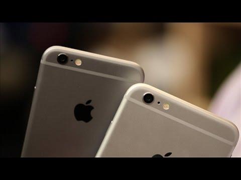 Apple iPhone 6 vs. 6 Plus camera comparison