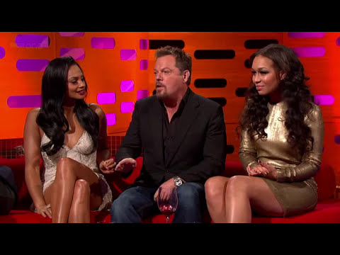 The Graham Norton Show S10E08 Jude Law, Robert Downey Jr., Alesha Dixon, Rebecca Ferguson