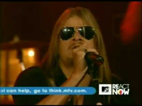 Lynyrd Skynyrd & Kid Rock - Sweet Home Alabama (Acoustic Live).flv Music Videos