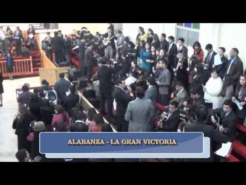 Alabanzas de la Juventud Jotabeche en Clase Robert Kennedy 2013