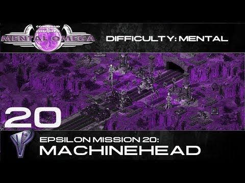 Mental Omega 3.3 // Yuri's Epsilon Mission 20: Machinehead