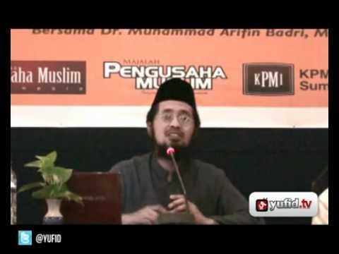 Seminar Ekonomi Islam - Alternatif Permodalan Dalam Islam (#12) - Dr. Muhammad Arifin Badri