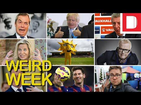 Carlsberg Breathalyzela, ITV/IKEA Nudity & Kingsley Resignation: John's Weird Week