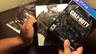 PS4 - Call of Duty - Advanced Warfare Atlas Limited Edition