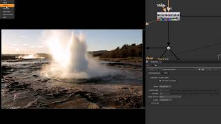 Vector Generator & Motion Blur: NUKE tutorial by Escape Studios
