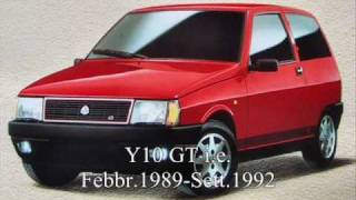 Autobianchi Y10 - da 25 anni la piccola ammiraglia