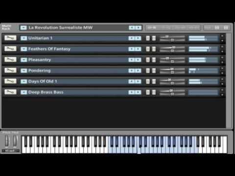 Sample Logic Libraries Collection (KONTAKT) Sample Logic Libraries Collection KONTAKT Fanfare Cinematic Guitars 2