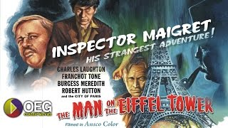 The Man on the Eiffel Tower (1949) - Official Trailer
