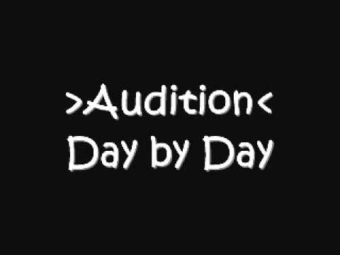 Audition - Day By Day video