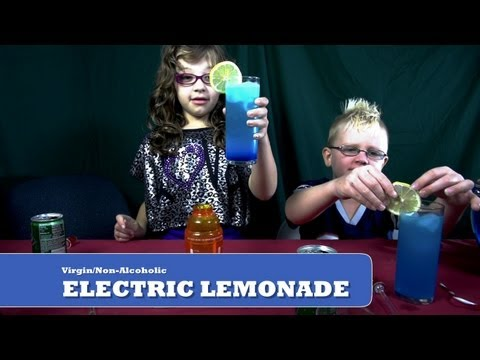 Electric Lemonade, Virgin Non-Alcoholic