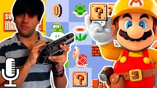 Mi PRIMER NIVEL: ¡CORRE por tu VIDA! | ✪ SUPER MARIO MAKER ✪ [FULL HD|60fps]