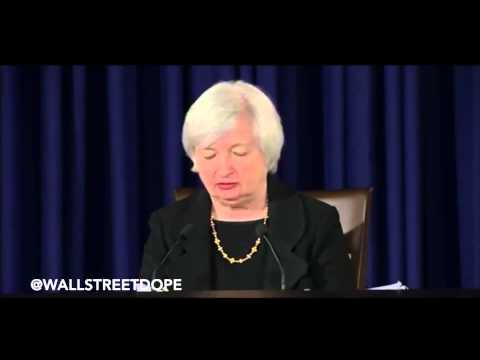 Janet Yellen: QE3 Should End By Next Month