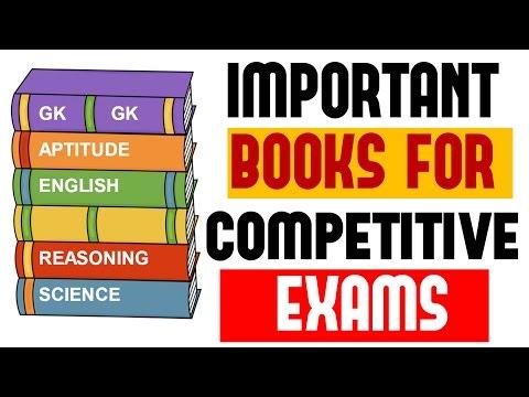 Important Books ज़रूरी किताबे बैंक , SSC  की तैयारी के लिए  Other Govt exam) thumbnail