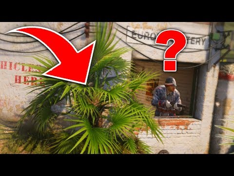 I AM A NINJA PROP! - Call Of Duty: WW2 Prop Hunt