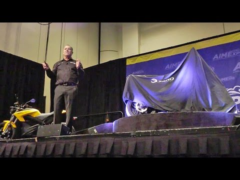 Zero Electric Motorcycles Unveils the 2016 FXS and DSR At AIMExpo 2015