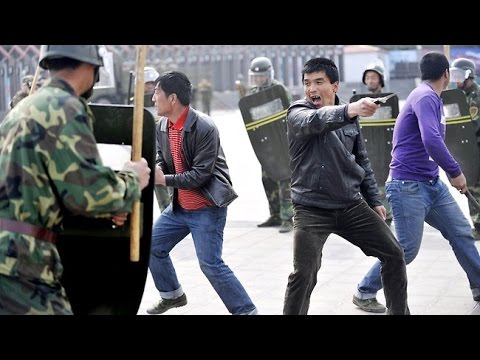 Xinjiang unrest China raises death toll to 50