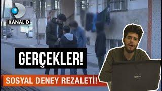 TELEVİZYONA ÇIKTIM !   KANAL D YANILTICI HABER REZALETİ !