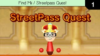 Streetpass Quest / Find Mii [Full Game]