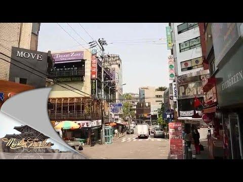 Muslim Travelers - Umat Muslim di Seoul, Korea Selatan