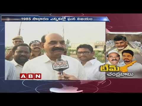 TDP Leader NMD Farooq Political life | EXplains Devotion over TDP Party | ABN Telugu