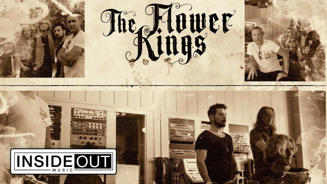 The Flower Kings - Trailer映像を公開 6年ぶりとなる新譜「Waiting For Miracles」2019年11月8日発売予定 thm Music info Clip