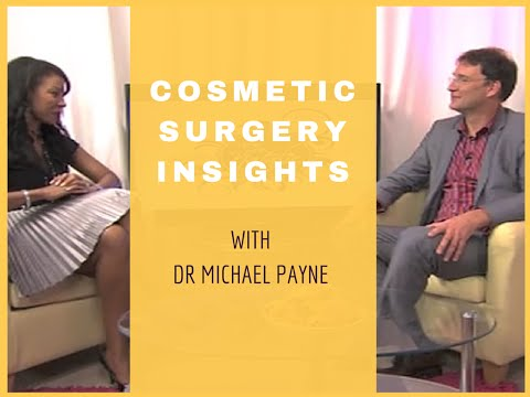 Time With Natalie-Dr Michael Payne-Cosmetic Surgery (TV Presenter/Presenting/Host)