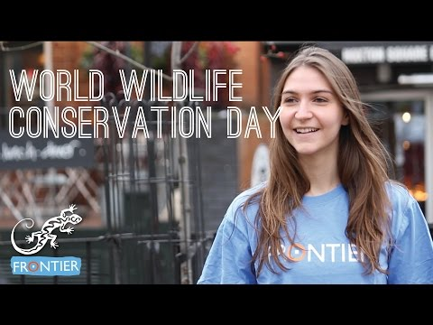 World Wildlife Conservation Day - Animal Facts