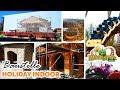 "Holiday Park 2018 | Neuheiten: Indoorspielplatz ""Holiday Indoor"" | Free Fall Tower | Vlog | Xscape"