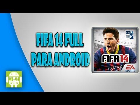 Fifa 14 para Android (Instalación/Offline/No Root/Review) MiSoTa94