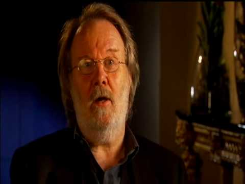 Benny Andersson of ABBA at the 2010 Induction Ceremony #2