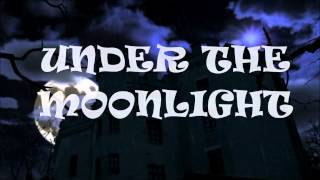Under The Moonlight - Eddie Brown -Lyrics rock