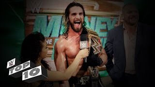Top 10 Moves of Seth Rollins 2015