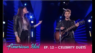 Alyssa Raghu Banners Smash Yellow By Coldplay American Idol 2018
