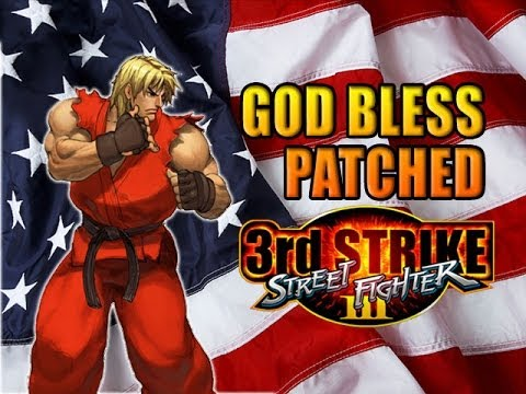 Patched 3rd Strike - God Bless Videogames Part 1