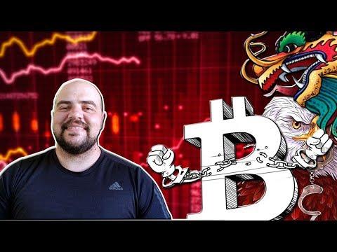 El Riesgo Sistémico del Mercado Afecta al Bitcoin y la Economía Mundial