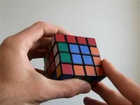 Como resolver o cubo mágico 4x4x4: Introdução